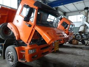 Капитальный ремонт автомобилей «КАМАЗ» в самые сжатые сроки