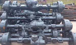 Запасные части для автомобилей «Урал», «КАМАЗ», «IVECO» в ассортименте