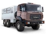 Автобусы вахтовые Урал