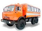 Автобусы вахтовые Камаз