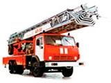 Пожарная техника Камаз