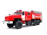 Пожарная техника Урал