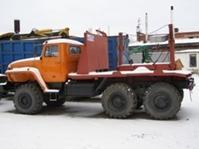 Урал лесовоз 43204-41
