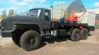 ЦА-320 на шасси Урал 4320