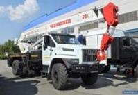 Автокран КС-55732 «ЧЕЛЯБИНЕЦ»